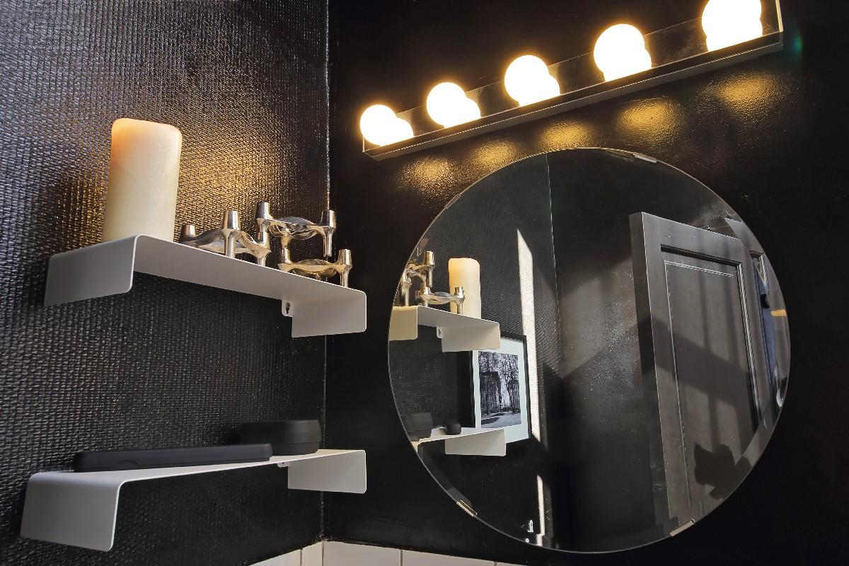 miroir sur mesure pour salle de bain